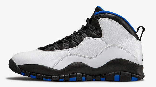 Air Jordan 10 Orlando City Pack OG