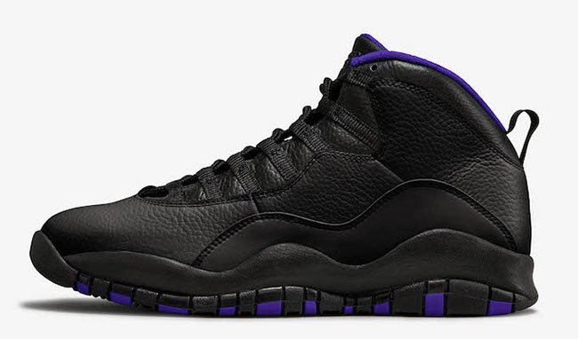Air Jordan 10 Sacramento City Pack OG