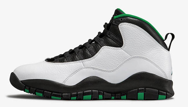 Air Jordan 10 Seattle City Pack OG