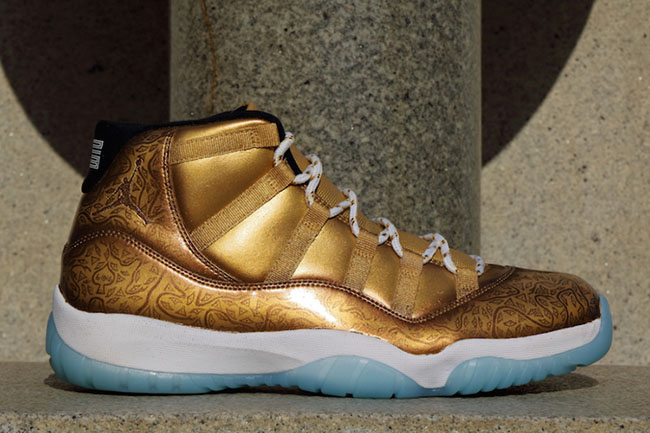 Air Jordan 11 Ace of Spades Custom