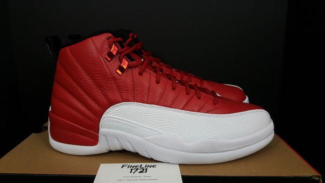 buy online 7c60a 820f4 best Air Jordan 12 Gym Red Releases Tomorrow