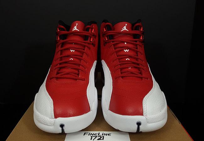 dddb812750286e Air Jordan 12 Gym Red Release Date