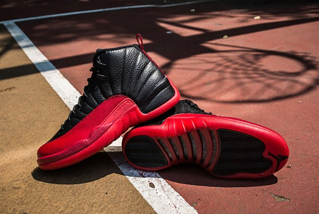Air Jordan 12 Flu Game May 28 2016