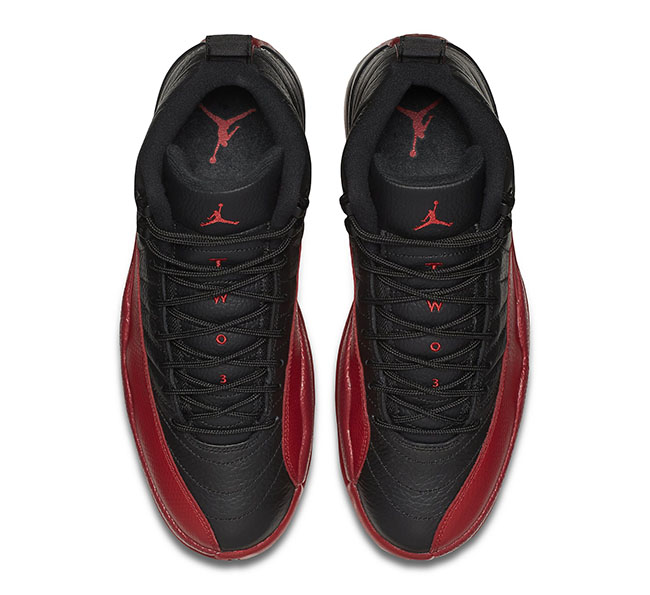 Air Jordan 12 XII Flu Game 2016