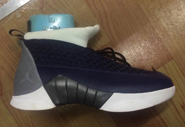 Air Jordan 15 Navy Retro