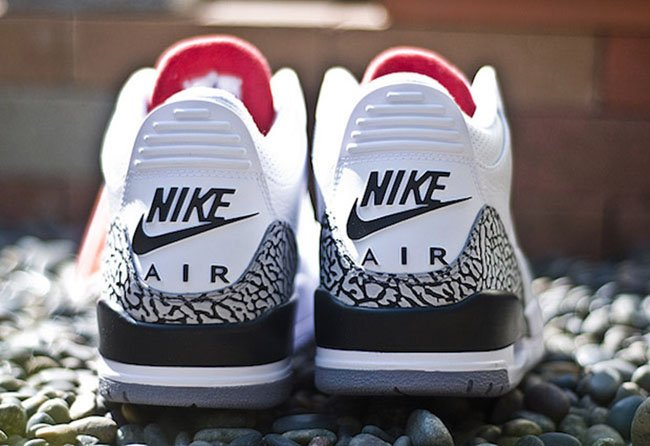cheap for discount 66f93 edf53 Nike Air Jordan 3 OG 2017 | SneakerFiles