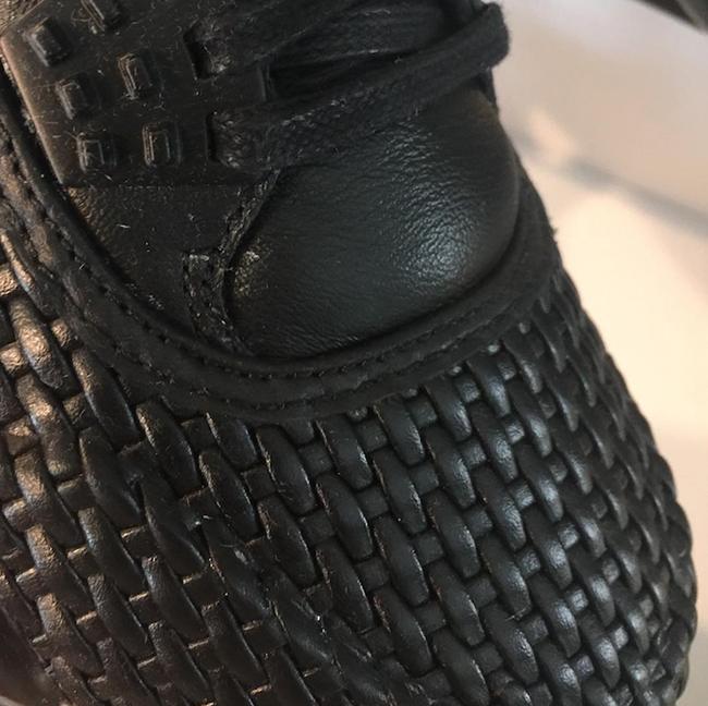 Air Jordan 4 Black Woven