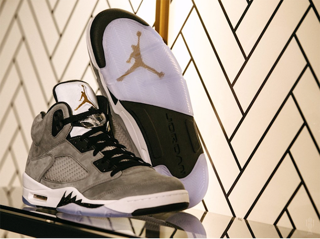 Air Jordan 5 Trophy Room