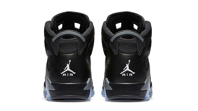 Air Jordan 6 GS Cool Grey Black White