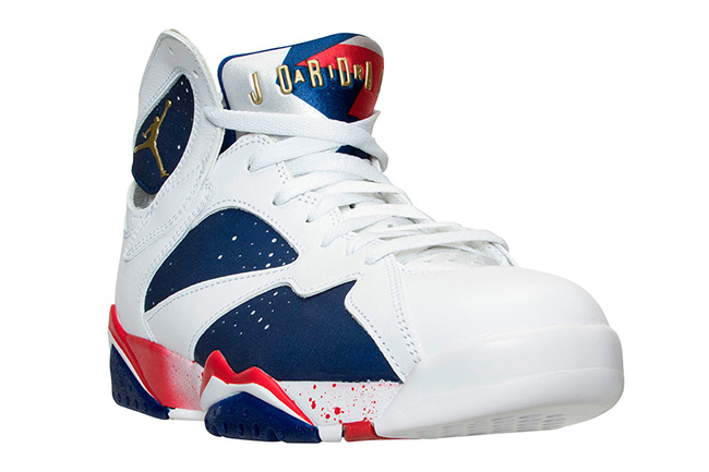 Air Jordan 7 Retro Tinker Alternate Olympic Release