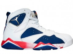 Air Jordan 7 Retro Tinker Alternate Olympic Release