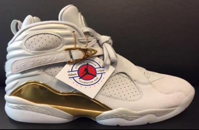 Air Jordan 8 Champagne Championship Release Date