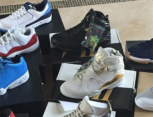 Air Jordan 8 Confetti Release Date