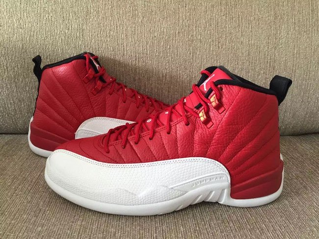 competitive price 69bac 87f56 Air Jordan 12 Gym Red Release Date | SneakerFiles