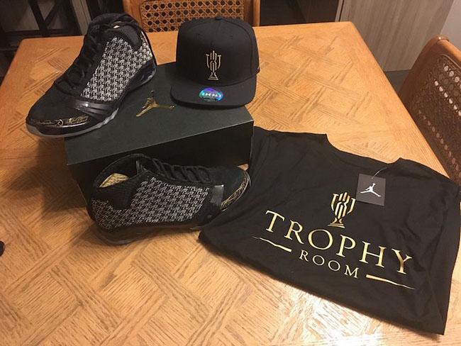 Air Jordan XX3 Black Trophy Room Release Date