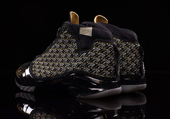 Air Jordan XX3 Trophy Room Black Gold Release