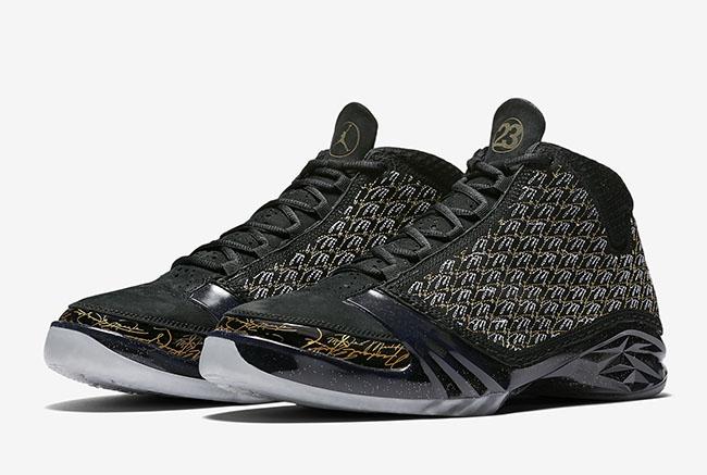 Air Jordan XX3 Trophy Room Black