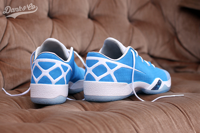 Air Jordan XXX Low UNC Custom