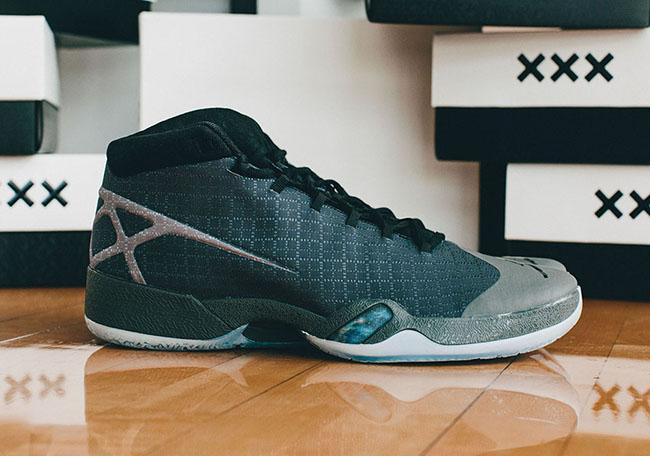 Air Jordan XXX Russell Westbrook PE Playoffs