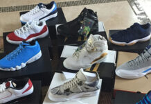 Andre Johnson Air Jordan Pickups