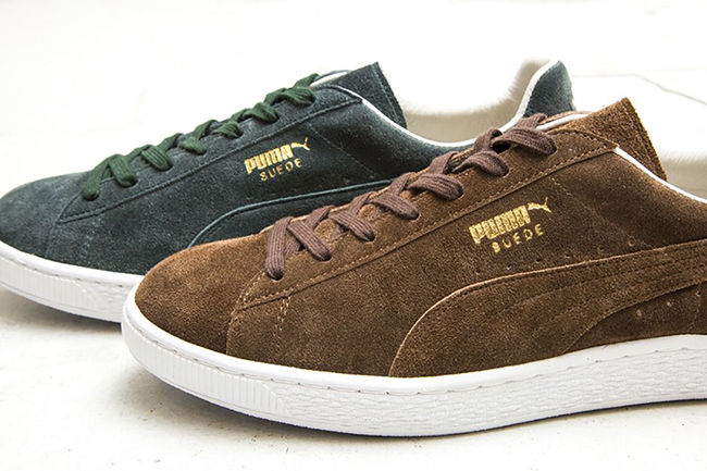 Beauty Youth Puma Suede