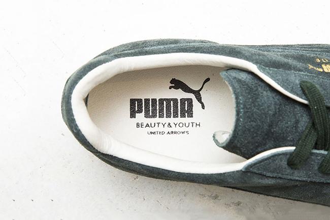Beauty Youth Puma Suede