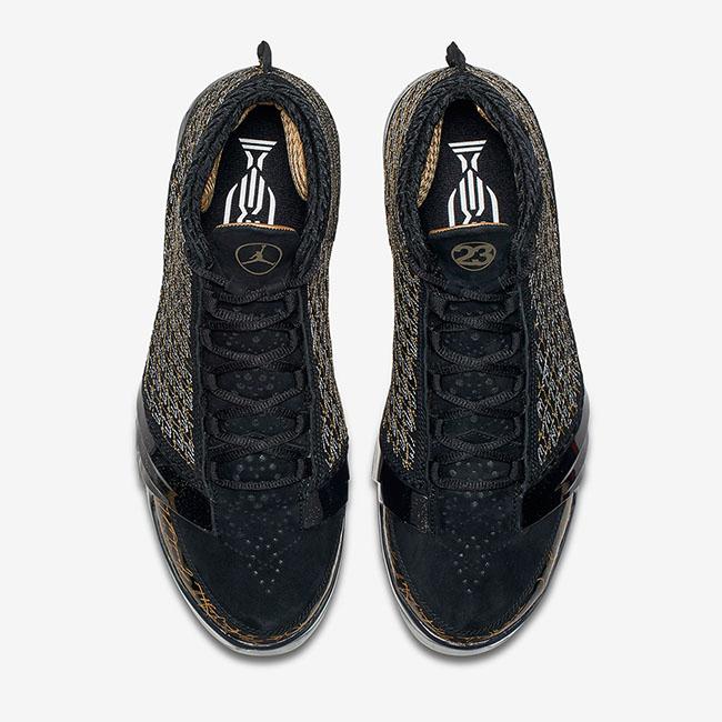 Black Air Jordan XX3 Trophy Room
