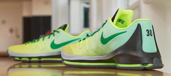 Breanna Stewart Nike KD 8 Seattle Storm