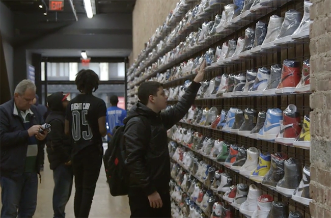 Business Insider Sneaker Resellers