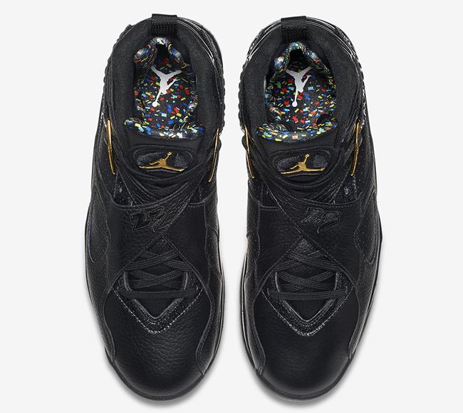 Confetti Air Jordan 8 Champ Pack