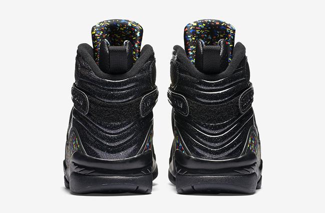 the best attitude 4036f 0a0df Air Jordan 8 Confetti Release Date | SneakerFiles