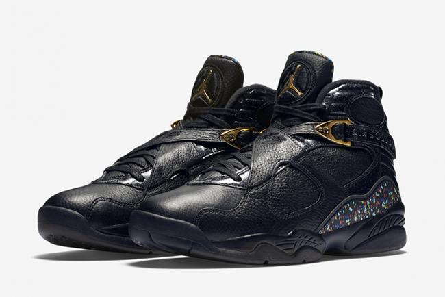 b8d1f86aab5 Air Jordan 8 Confetti Release Date