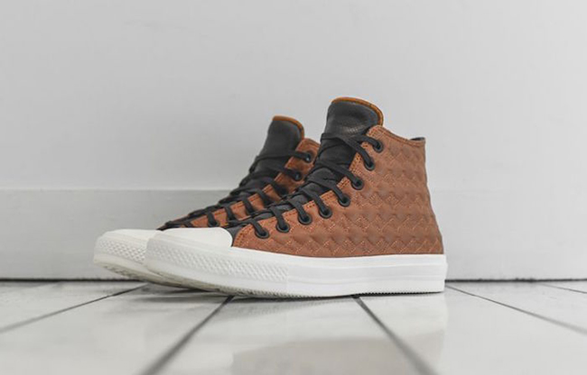 Converse Chuck Taylor 2 Car Leather Pack