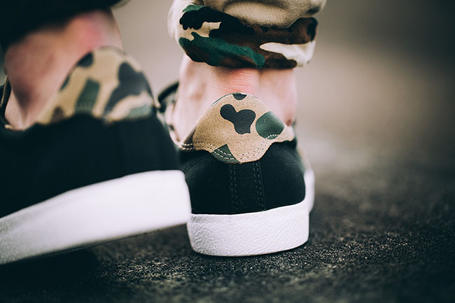 Converse Cons Breakpoint OX Black Camo