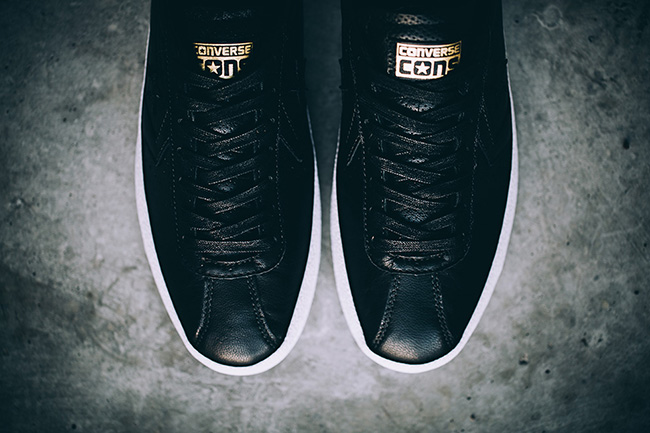 Converse Cons Breakpoint OX Black Leather