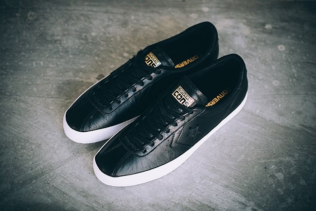Converse Cons Breakpoint OX 'Black