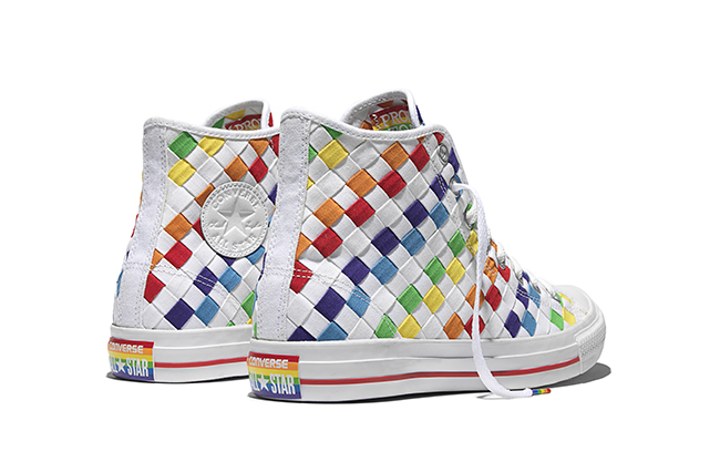Converse Pride 2016 Collection