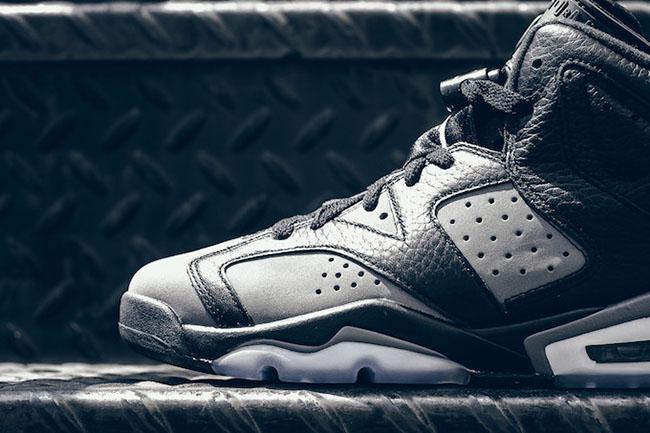Cool Grey Air Jordan 6 Kids