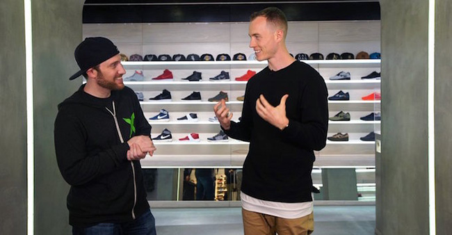 DJ Skee Sneaker Collection