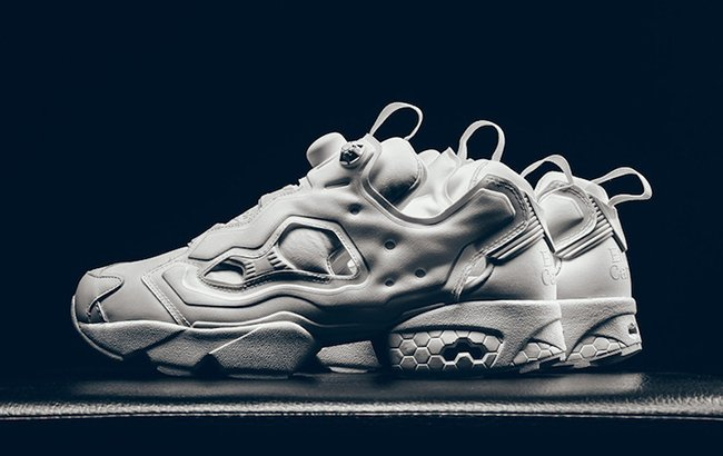 Empty Canvas Reebok Insta Pump Fury OG Glow in the Dark