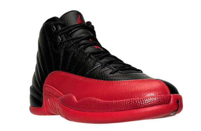 Flu Game Air Jordan 12 Retro 2016