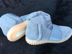Glow in the Dark Yeezy 750 Boost