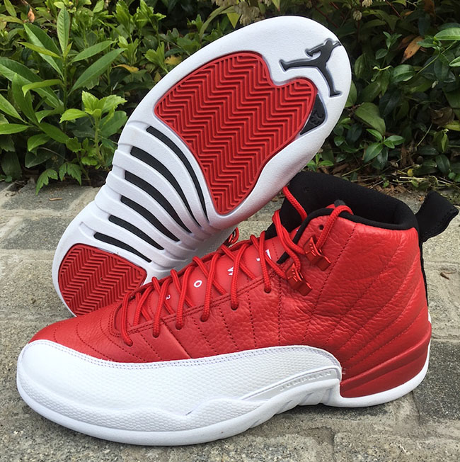 competitive price b2d82 4ffc2 Air Jordan 12 Gym Red Release Date | SneakerFiles