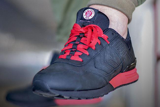 Hummel Marathona II St Pauli FC Black Red