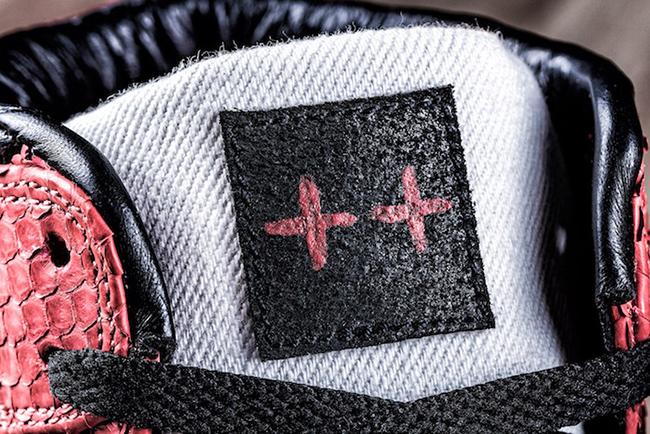 Hypebeast JBF Customs Air Jordan 1