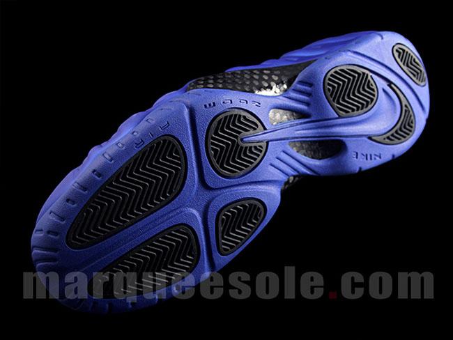 Hyper Cobalt Foamposite Pro