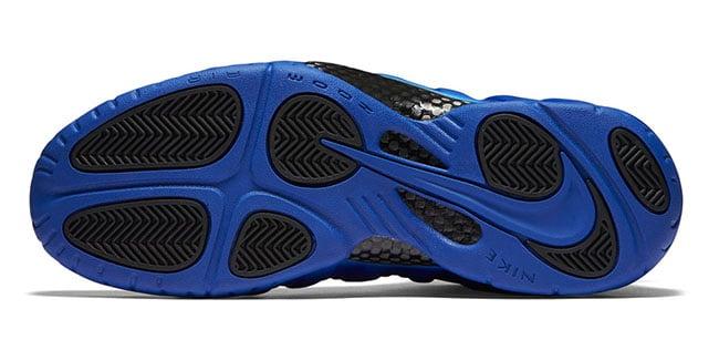 Hyper Cobalt Nike Air Foamposite Pro Ben Gordon
