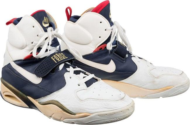 John Stockton Nike Air Ballistic Force