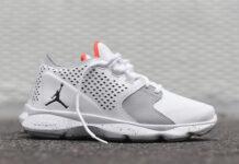 Jordan Flow White Infrared