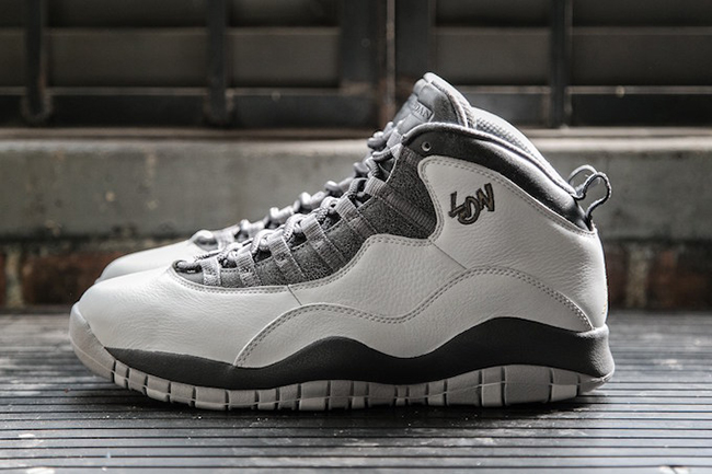 London Air Jordan 10 City Pack 2016